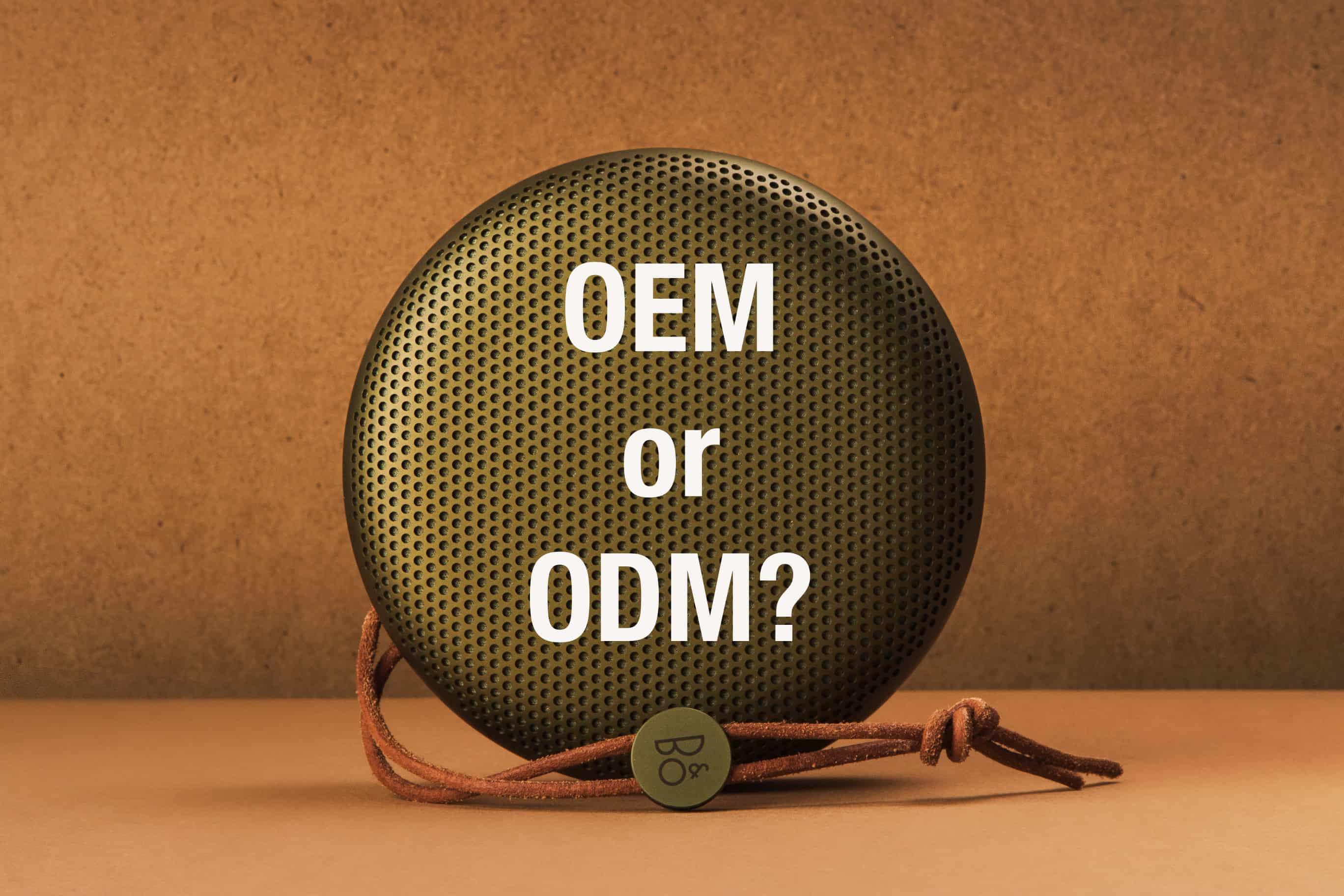 OEM-ODM